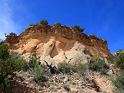 Chimney Rock Photo at Ghost Ranch